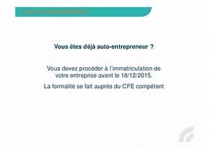 Auto Entrepreneur Kbis : flash infos le r gime micro entrepreneur ~ Medecine-chirurgie-esthetiques.com Avis de Voitures