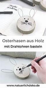 Osterhasen Aus Birkenholz : die besten 25 baumscheiben deko ideen auf pinterest baumscheiben osterhasen basteln aus ~ Orissabook.com Haus und Dekorationen