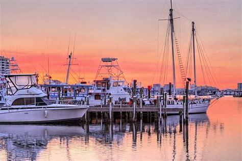Deep Sea Fishing Boats For Sale Destin Florida by Destin Destin Fishing Fleet Fishing Boat Fishing Boats
