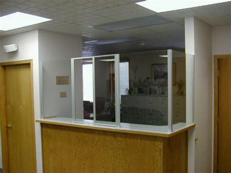 sneeze guard glass counter partitions sneeze guards