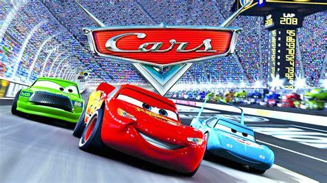 cars 1 autos cars el juego de la pelicula en espa 209 ol rayo mcqueen y carros en el juego de la pelicula