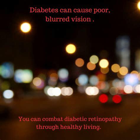 learn  diabetes affects eyesight lucas research