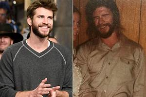 Liam Hemsworth Is the Spitting Image of His Father ...
