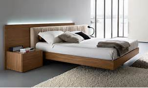 Platform Bed Decoration The Firenze Platform Bed Features A Modern Low Profile Bed