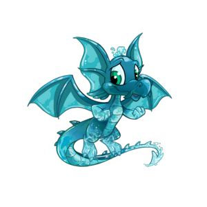 image draik water png neopets wiki fandom powered by
