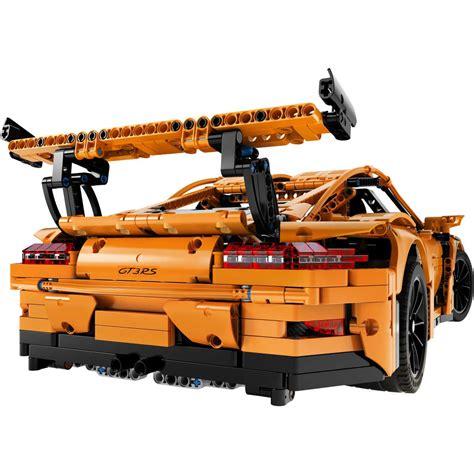 lego porsche gt3 lego technic porsche 911 gt3 rs 42056 big w