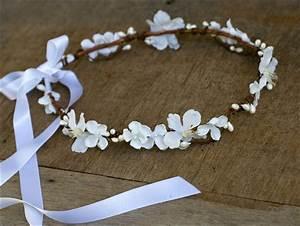 Couronne De Fleurs Mariage Petite Fille : 1349006445 ~ Dallasstarsshop.com Idées de Décoration