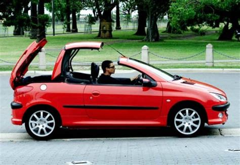 siege auto 206 cc used car review peugeot 206cc 2001 2004 carsguide