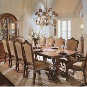 Buy Villa Cortina Rectangular Table Dining Room Set By Universal From Style Dining Room Furniture Buy European Furniture Classic Italian China Manufacturer Italian Style Luxury Dining Room Furniture WA158 BISINI Italian Style Elegant Marquetry Dining Room Furniture