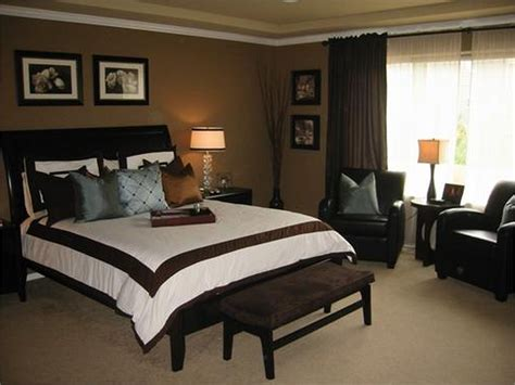 Bedroom Paint Ideas Black Furniture by Modern Black And Brown Bedroom Furniture Pictures