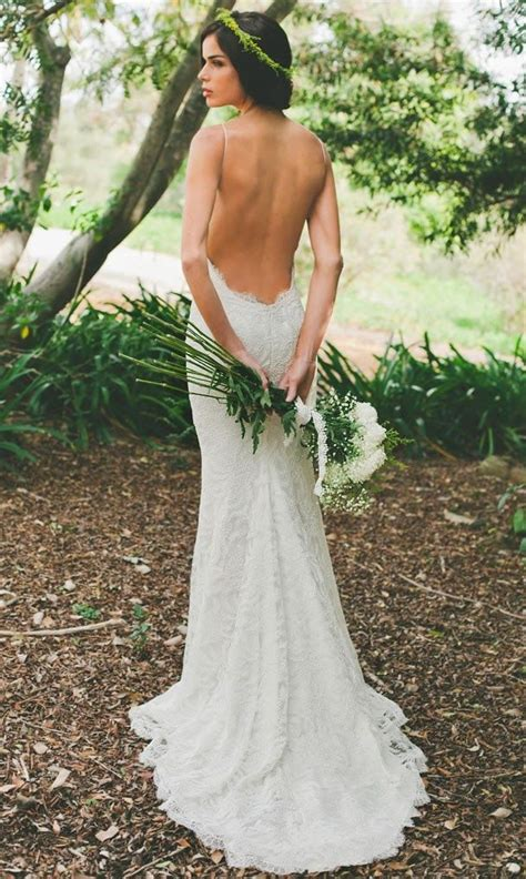 backless wedding dress lace backless wedding dresses a trusted wedding source