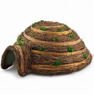 igloo hedgehog house wildlife world from craftyartscouk uk With katzennetz balkon mit garden pets puzzle