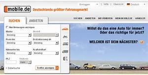 Mobile De Auto Kaufen : automobil plattform seit 1996 gr nderszene ~ Watch28wear.com Haus und Dekorationen