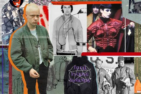 möbel industrie look tracing the ma 1 through fashion and subculture dazed