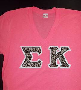 17 best images about sorority letter shirts on pinterest With custom greek letter apparel