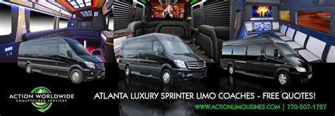 Limo Service Rates by Atlanta Limo Service Rates