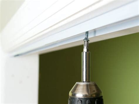 how to install bifold closet doors