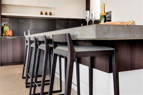 furniture gorgeous kitchen island  breakfast bar black