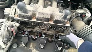 Dodge Journey V6 Misfire
