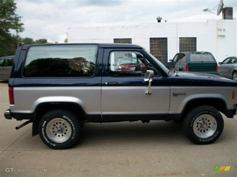 ford bronco ii xlt amazing photo gallery