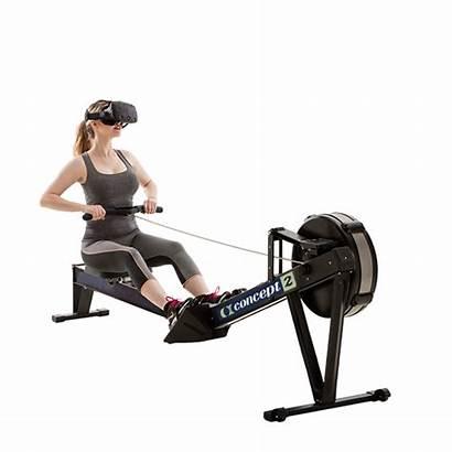 Rowing Vr Workout Virtual Fitness Reality Holofit