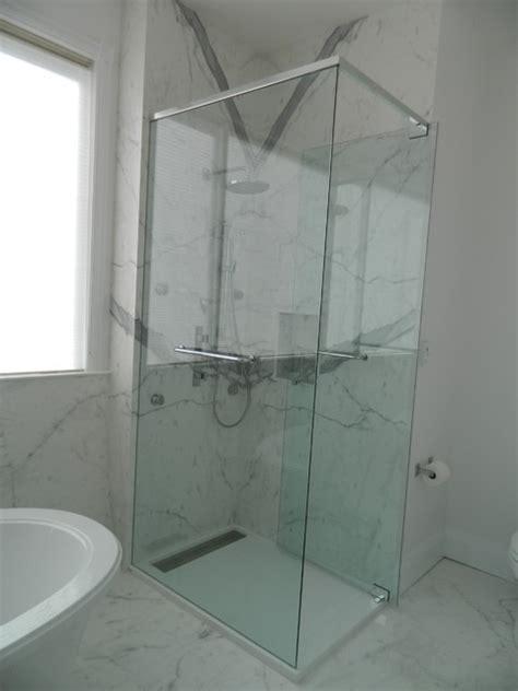 compact shower stall modern bathroom toronto