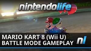 Mario Kart Wii U : mario kart 8 wii u battle mode gameplay youtube ~ Maxctalentgroup.com Avis de Voitures