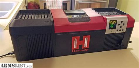 ultrasonic tub armslist for sale hornady tub ultrasonic cleaner w