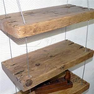 Librerie e Mensole in legno massello