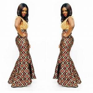 Modern African Print Wedding Dresses – Fashion Name
