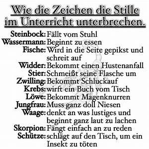 Steinbock Und Jungfrau : bei mir stimmt es ich lache immer laut los sternzeichen ~ A.2002-acura-tl-radio.info Haus und Dekorationen