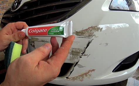 5 Home Remedies To Remove Car Scratches