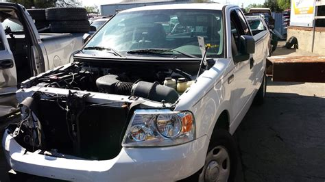 2004 Ford F150 Engines by Used Parts 2004 Ford F150 Xl 4 6l V8 Engine 4r70e