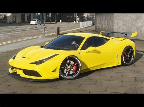 Cars in forza horizon 4 are purchaseable from the autoshow, forzathon shop and auction house. Ferrari 458 Speciale/Forza Horizon 4 - YouTube