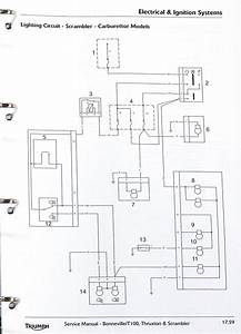 Yamaha Motorcycle Electronic Ignition Wiring Diagram