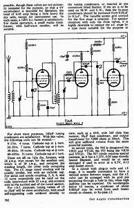 vintage radio and electronics acorn vhf valves short With valve radio circuit