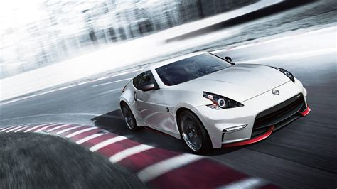 Sports Car Wallpaper 2017 Release by 2019 Nissan 370z Concept Car On Track Wallpaper