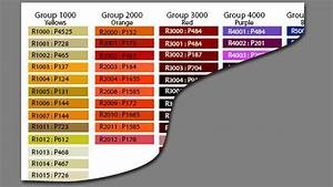 Ral In Pantone : ral to pantone conversion chart fgdgg in 2018 pinterest color chart and ~ Markanthonyermac.com Haus und Dekorationen