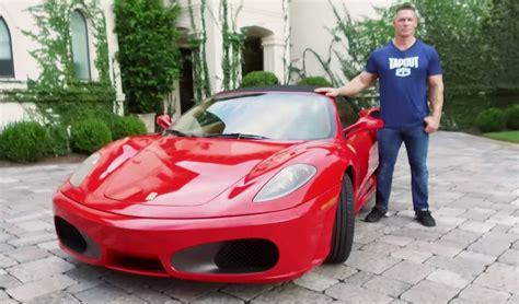 john cena shows    ferraris  manual cars