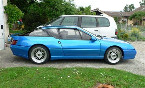 renault alpine gta renault gta a610 1986 1995