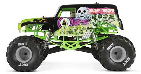 rc monster truck freestyle axial smt10 grave digger monster jam truck team rcmart blog