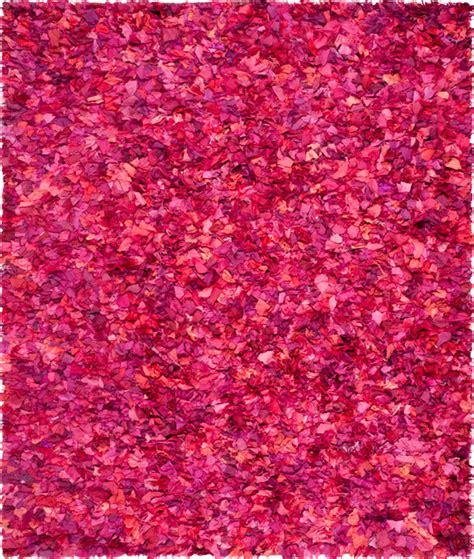 fuschia area rug shop houzz safavieh safavieh shag 900 sg951f fuschia rug