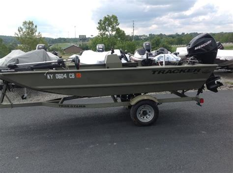 Tracker Boats Grizzly by Tracker Grizzly 1448 Bateaux En Vente Boats