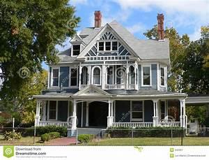 Viktorianisches Haus Kaufen : viktorianisches haus stockbild bild von architektur villa 340351 ~ Markanthonyermac.com Haus und Dekorationen