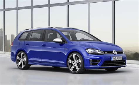 vw golf variant jahreswagen volkswagen golf r variant wagon revealed performancedrive