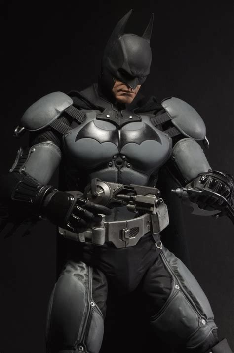 Neca Arkham Origins Batman New Images!! Needless