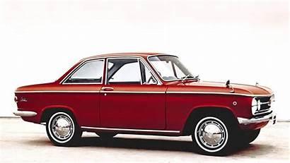 Mazda 1200 1300 Familia 1000 Coupe 1965