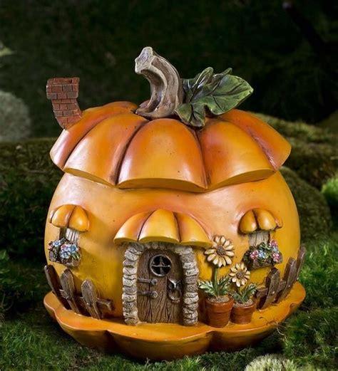 halloween fairy gardens images  pinterest