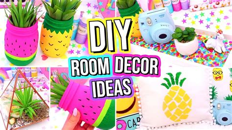 diy bedroom decorating ideas for diy room decor ideas easy 5 minute diy 39 s for your