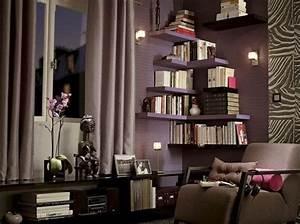 10 Ides Pour Une Bibliothque Originale Elle Dcoration